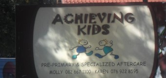 Achieving Kids
