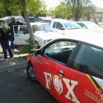 Attempted car theft at Randhart Shopping Centre