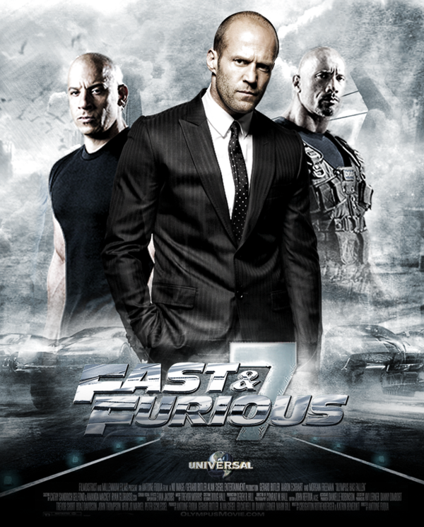 Fast And Furious 7 - My Alberton