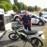 Fox Security Recovers Possibly Stolen Motorcycle