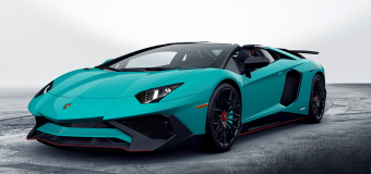 Lamborghini Unveils Their LP 750-4  Roadster
