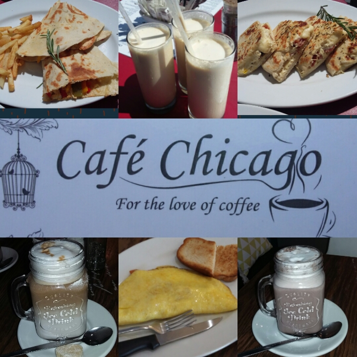Cafe Chicago Meyersdal
