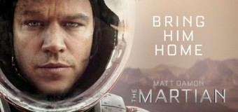 MyAlberton Reviews The Martian