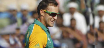 Faf Du Plessis To Lead
