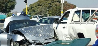 Accident At The Corner Of Michelle and Swartkoppies