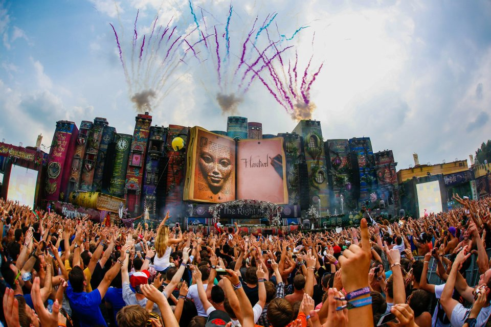 Tomorrowland Headed For South Africa
