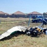 Microlight Crash Leaves One Dead In Alrode