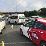 Napier Road Intersection Accident